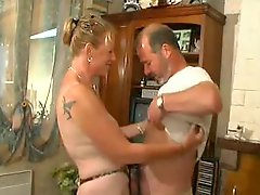 Mature French Couple