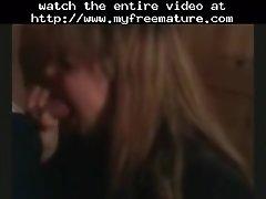 Anne Swallows Load Mumbles Mmmm It Tastes Good Mature M