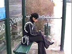 Pernille in public