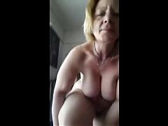 Playful Mature Woman Strips For Me On Cam