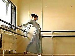 Very Cute Russian Gymnast