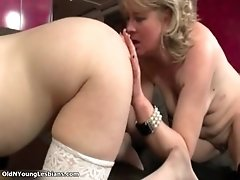 Orgy Horny Old And Teen Lesbian Girl Sex By Oldnyoungle