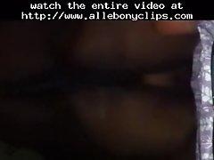 Froggy Style 2 Black Ebony Cumshots Ebony Swallow Inter