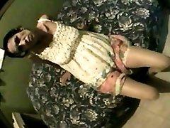 Patricia's Crazy Leg Tease 3