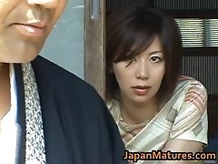 Shouda asian mature babe gets it doggy style 3 by japan
