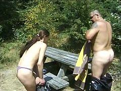 Outdoor Swinger