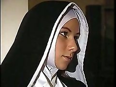 Sexy Nun Julia Tayllor