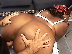 Big Butt BBW Ebony Bangin 11