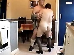 Grandparents Teach Learn to Fucking