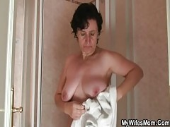 Horny Man Bangs His Mother In Law