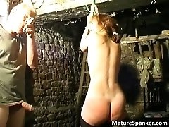 There Is Everything In This Scene As They Get Bound And