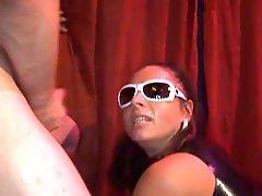 Susanne Gets Gangbanged Again And Again
