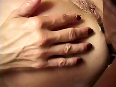 Granny Kathy Can Handle This Huge Cock Up Her Ass