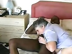 Amateur Granny With Bbc