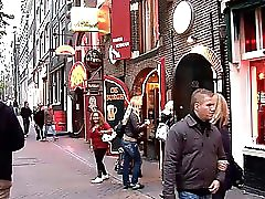 Amsterdam Redlight District