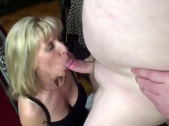 Sucking Off One Of My Eager Fans