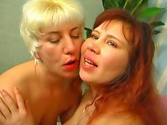 Tania Orlova Fucks Her Friend With A Strapon