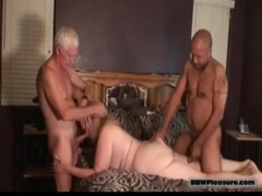 Jamie Monroe Ir Threesome