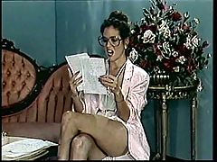 Lust Letters 1986 Part 1 of 5 Starring Nina DePonca