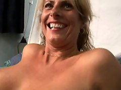 Dutch Big Tit Milf