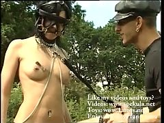 Fetish fuck outdoor 1