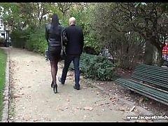 Polish mature Ania Kinski double penetrated