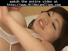 Pretty Busty Japanese MILF S Sexy Hairy Cunt Creampi