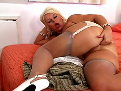Milf Candy C Sheer nylons