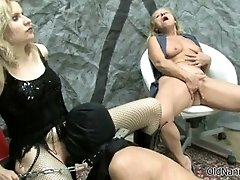 Dirty Mature Whore Goes Crazy Getting Her Wet Pussy Lic
