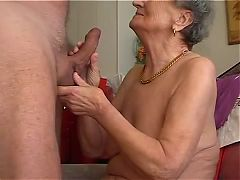 Granny Sucks