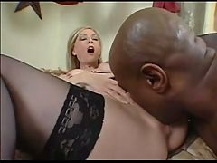 Nina Gets Fucked In The Ass