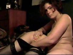 Sucking And Butt Plugging Her Boyfriend