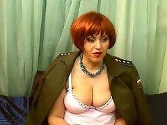 Webcam Russian Red
