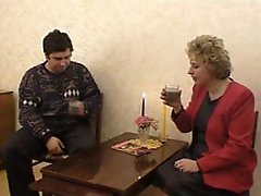 Russian Mature With 2 Boys 280