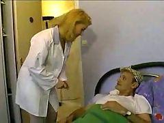 Teen Nurse Papy Happy