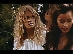Fantasy Lesbian Threesome In The Forest Feat Jenna
