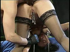 Point of Lust pt4 Kinky German fisting and fucking