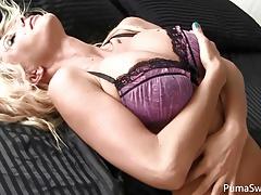 Swedish PornStar Puma Swede Has a Wet Dream!