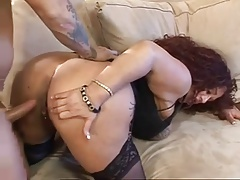 Busty Milf Gina Depalma Fucks And Sucks