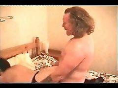 British Mature Granny Fucked