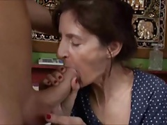 Ugly granny get fucked