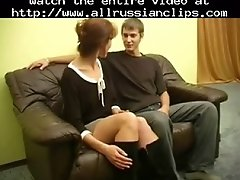 Very Young Boy Fuck Russian Mature Mom! Russian Cumshot