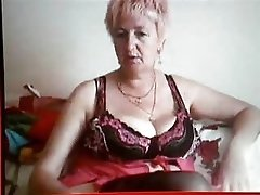 Granny with big tits