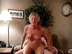 Nasty older woman have fun 2