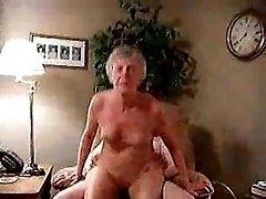 Nasty Older Woman Have Fun 2