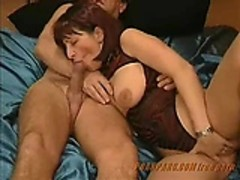 Mature german granny amateur