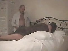 Amateur Wife Laughs And Has Great Time With Black Guy! Hubby Tapes