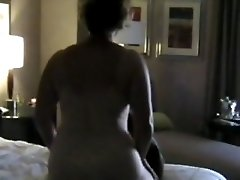 Mature wife cums on BBC