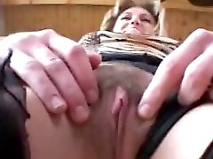 Amateur Milf homemade sucks and fucks with cumshot