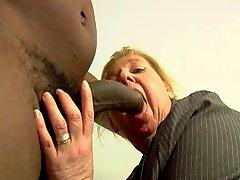 Big ass french mature